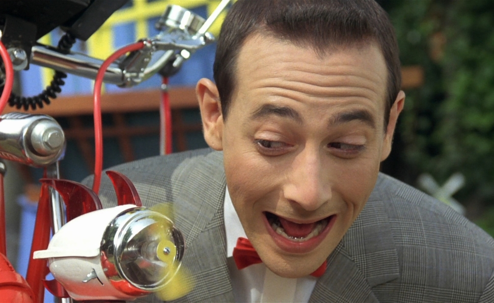 Keynote: The cartoon heart of Pee-wee's Big Adventure