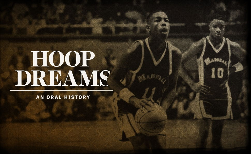 An oral history of Hoop Dreams, 20 years after its première / The ...