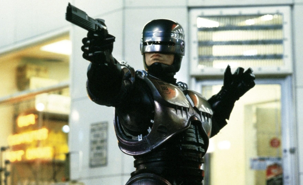 Keynote: RoboCop—half-man, half-machine, all Detroit