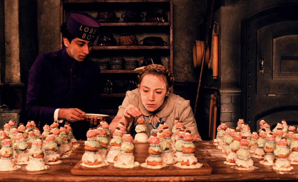 Art director Adam Stockhausen on creating the world of The Grand Budapest Hotel