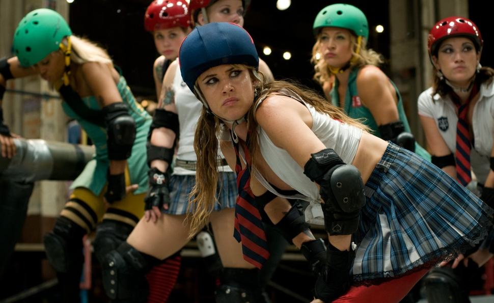 A double feature illustrates the enduring allure of roller derby