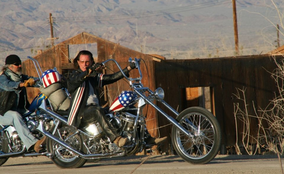 Yes, there's an Easy Rider sequel, and yes, it's awful