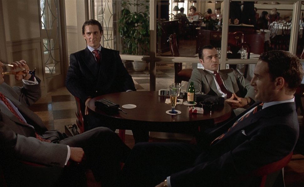 American psycho put patrick bateman and the world he called home american psycho put patrick bateman and the world he called home under a microscope reheart Images