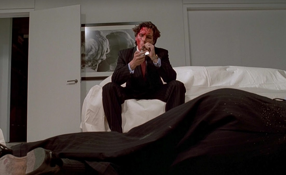 The reality of American Psycho isn't as compelling as the conversation