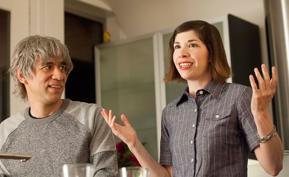 Fred Armisen and Carrie Brownstein on the indispensability of This Is Spinal Tap
