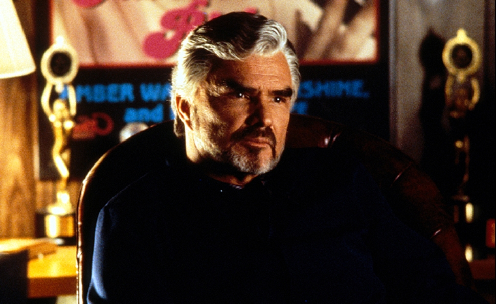Boogie Nights gave Burt Reynolds a comeback that didn't stick