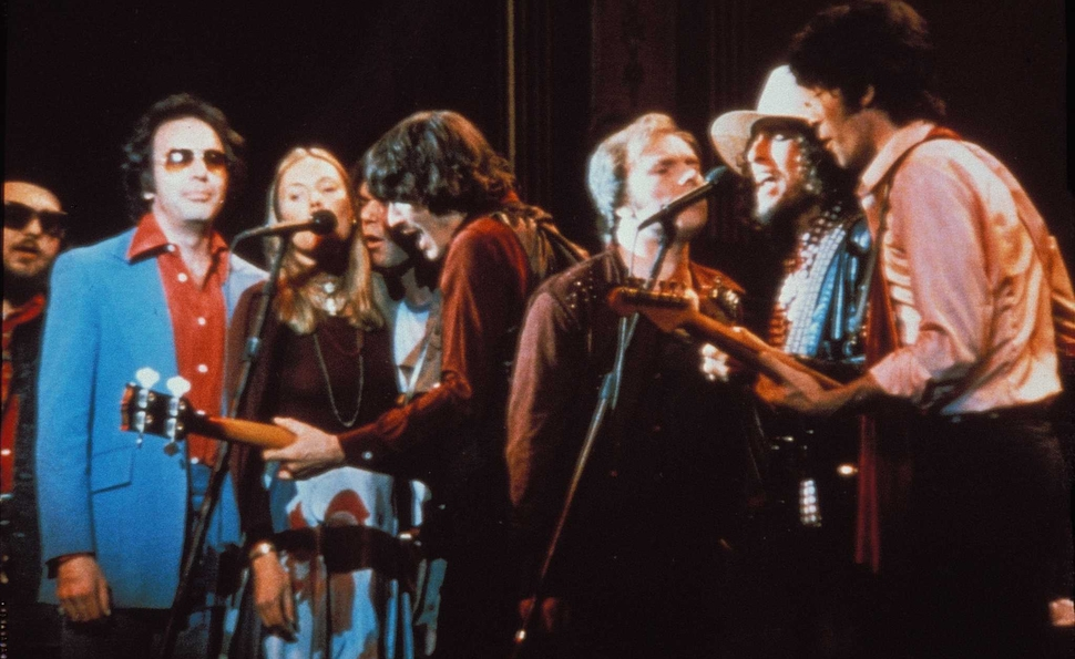 Never the last Last Waltz