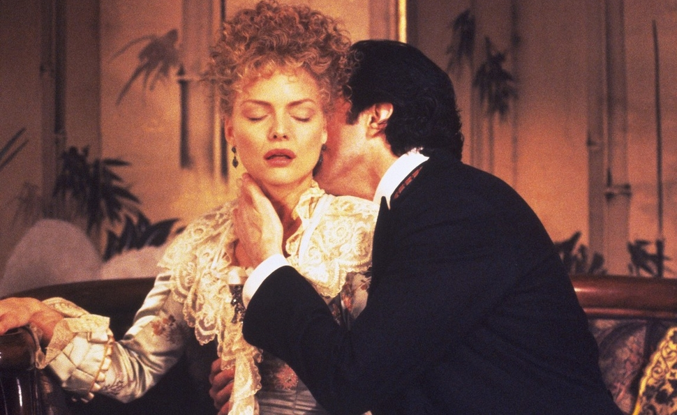 The Age Of Innocence is unmistakably Scorsese, with gossip instead of guns