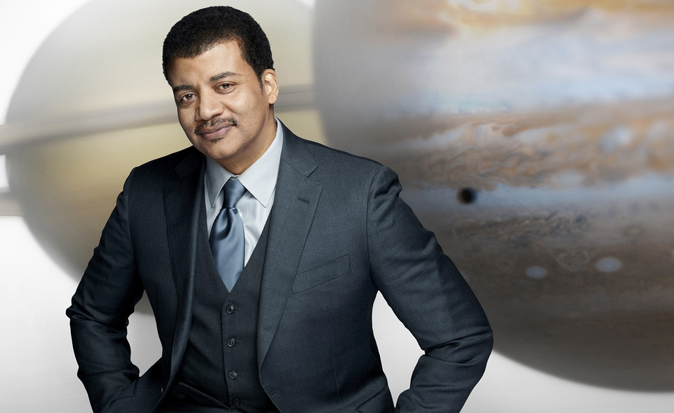 Neil deGrasse Tyson doesn't hate the movies