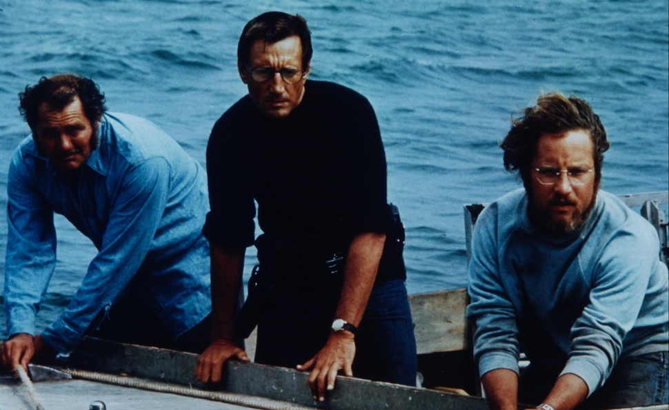 The men, monsters, and troubled waters of Jaws