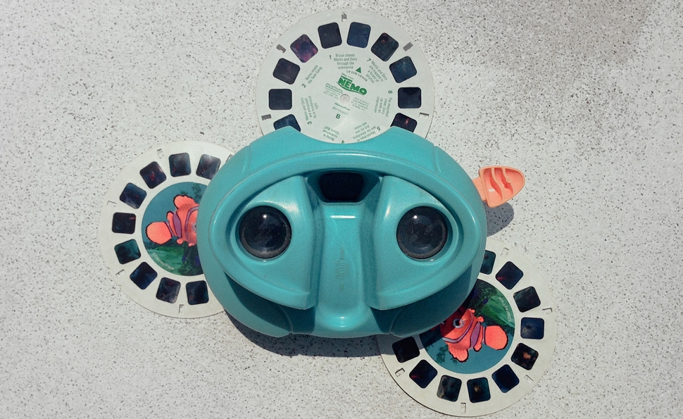 When Pixar met the View-Master