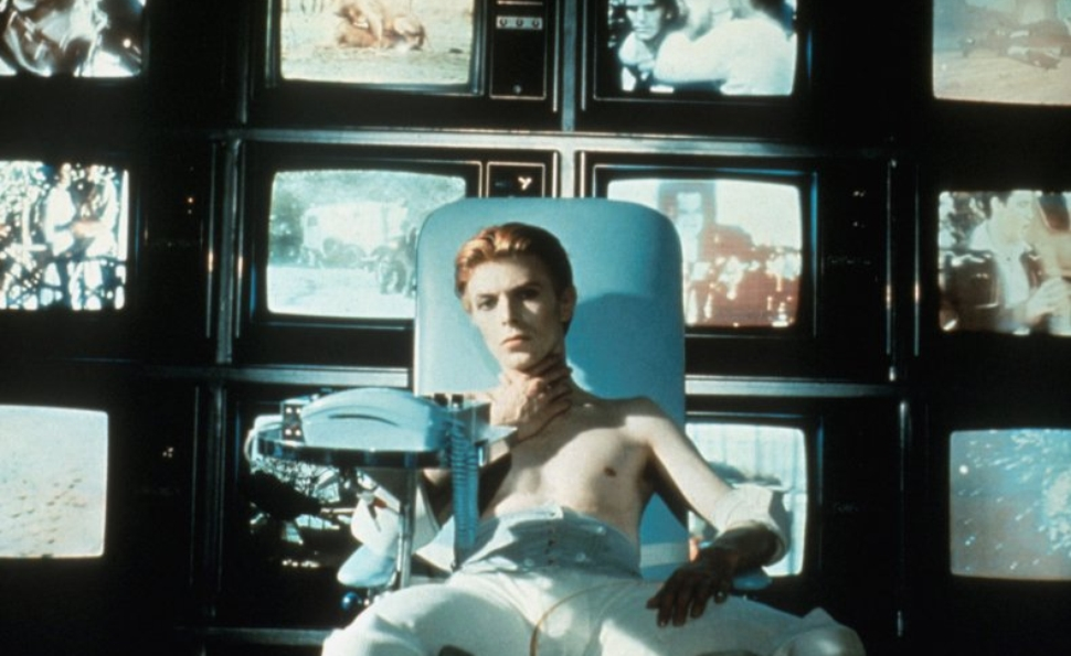The Man Who Fell To Earth erased time and space and ended an era
