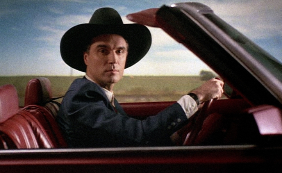 David Byrne only made one movie, but it's one nobody else could have made