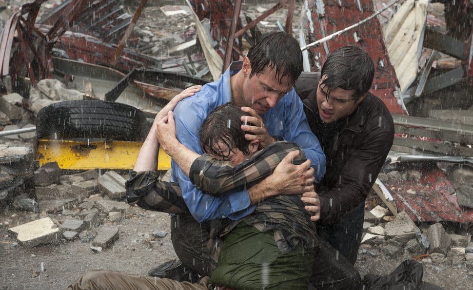 Into The Storm and the problems and pleasures of disaster movies