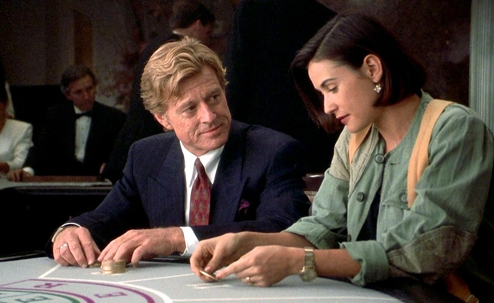 In 1993 Indecent Proposal made sleazy sex look boring