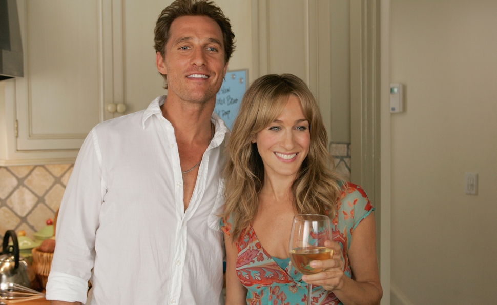 In 2006, Failure To Launch doubled as a mirror for Matthew McConaughey's career