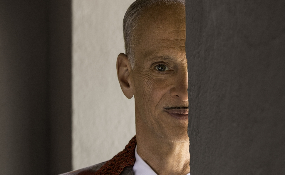 John Waters discusses 50 years of John Waters movies, and why he refuses to go backward