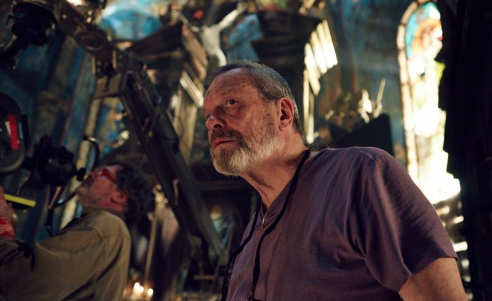Terry Gilliam has no use for happy endings