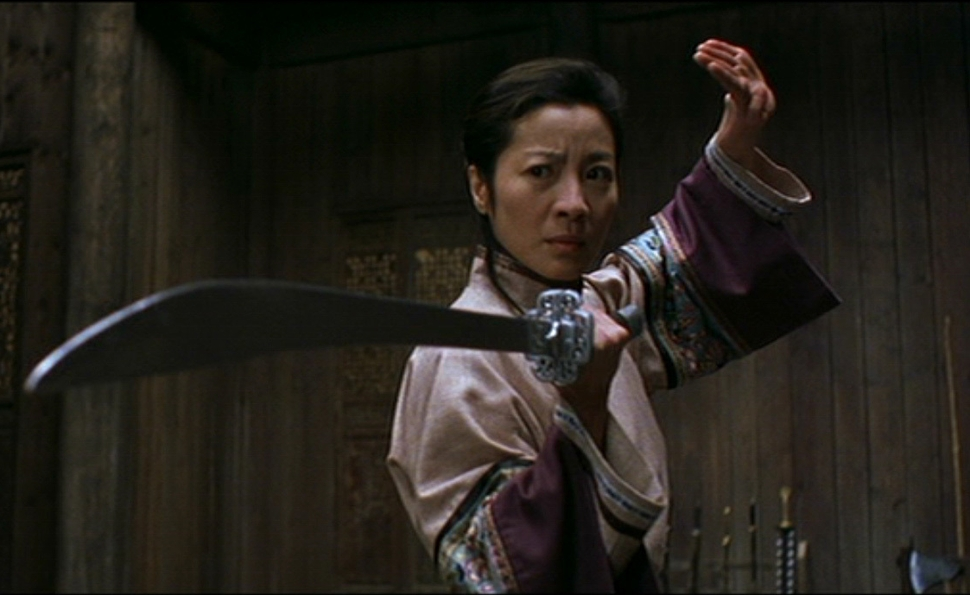 Crouching Tiger, Hidden Dragon is more dance movie than martial-arts film