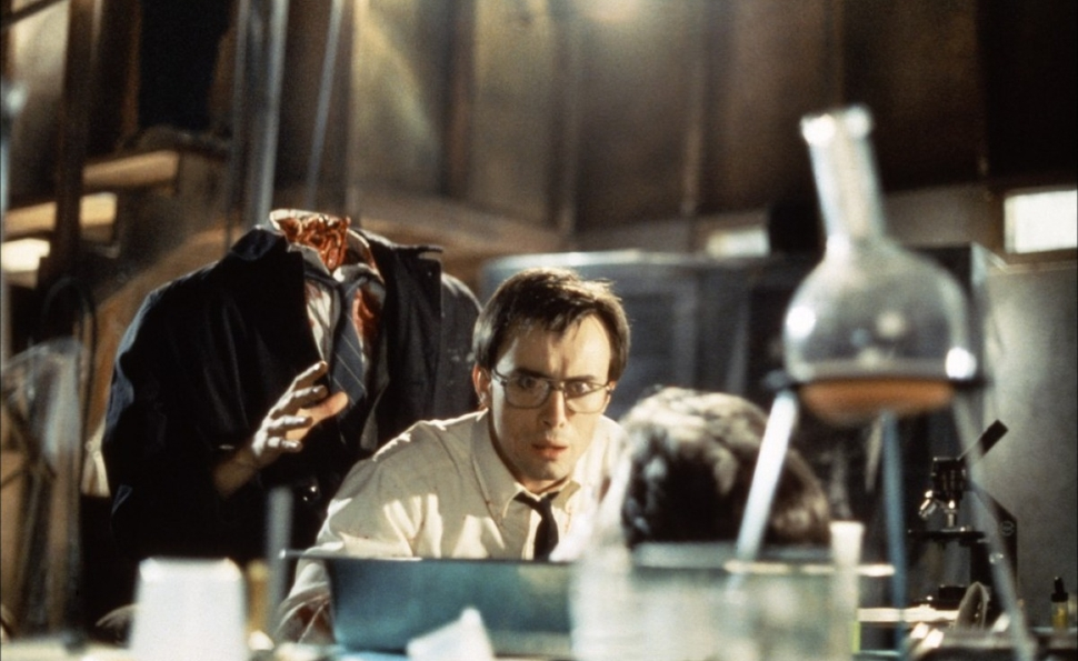With Re-Animator, Stuart Gordon pushed horror and comedy over the line and beyond