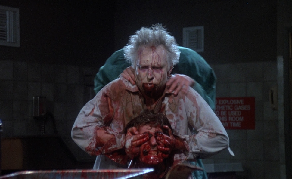 Discussing the dark wit of Re-Animator