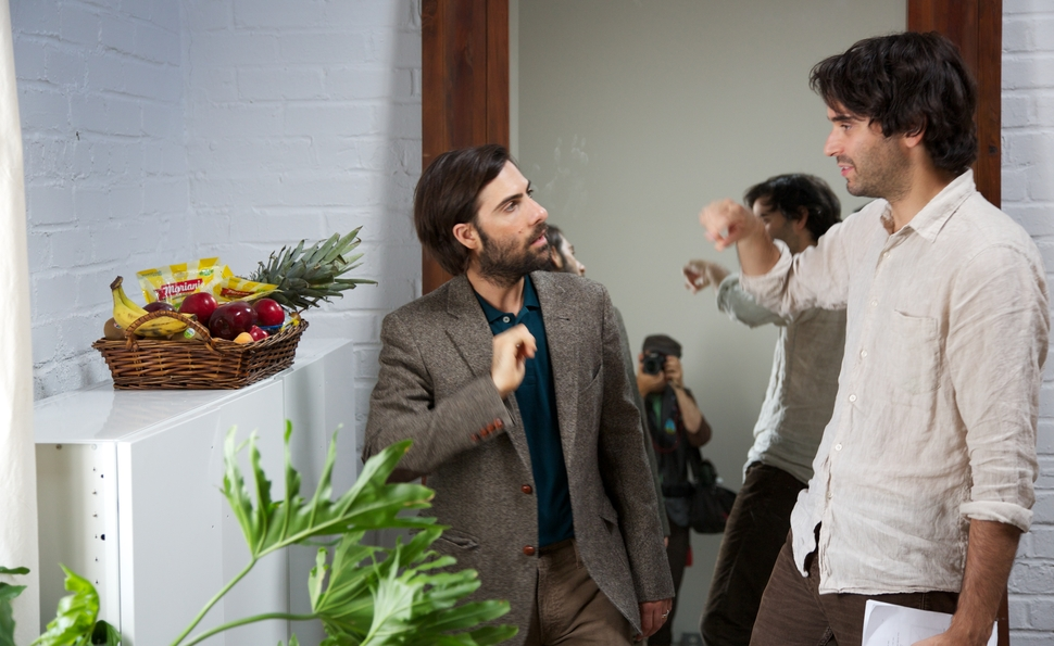 Jason Schwartzman and Alex Ross Perry on their lifetime milestone movies