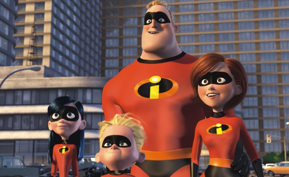 The Incredibles' incredible focus on the family