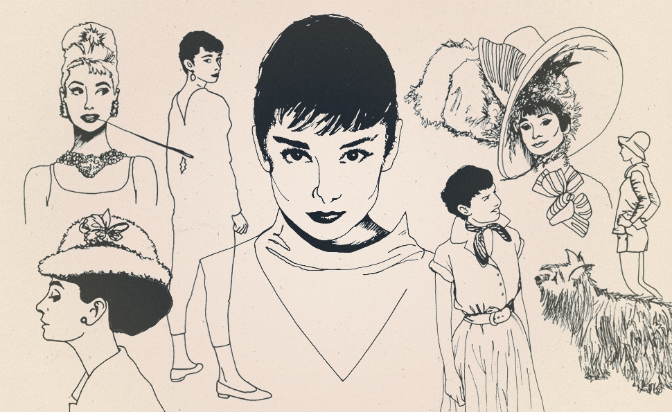 The elegant, rare career of Audrey Hepburn
