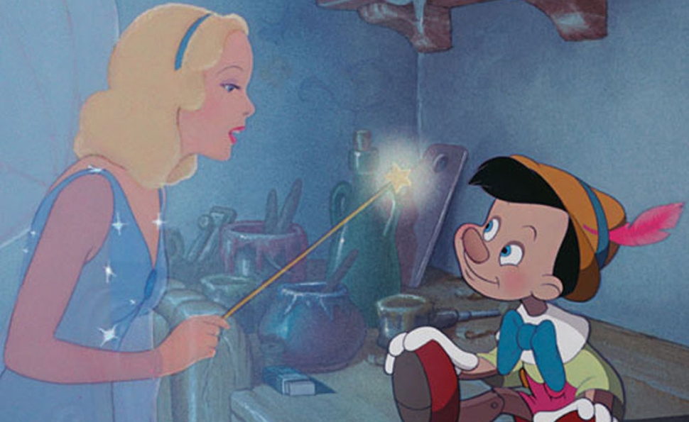 how pinocchio set the standard for feature animation