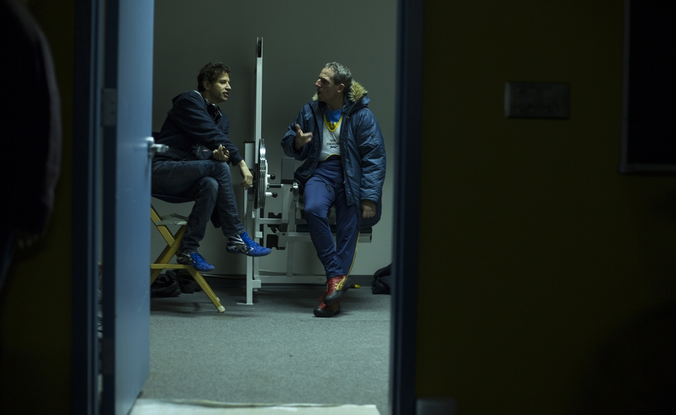 "Foxcatcher director Bennett Miller on the ""essential truths"" of his based-on-reality films"
