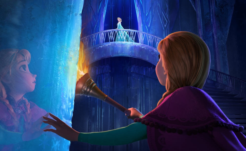 One Year Later: Frozen
