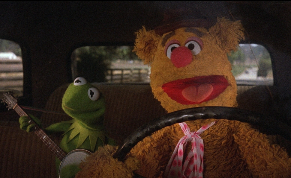 The Muppet Movie can't hide a soft heart beneath the silly gags