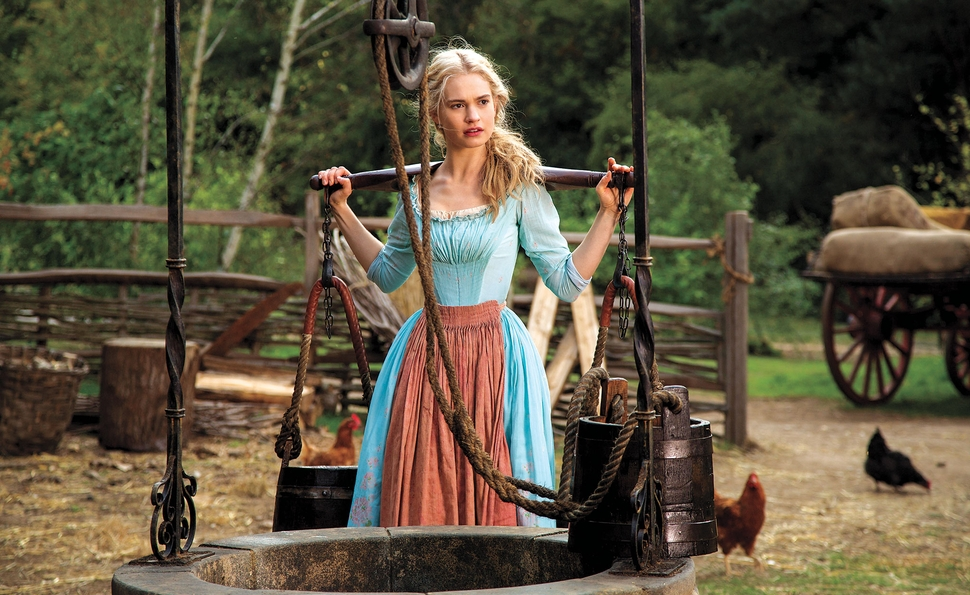 Disney's new Cinderella emphasizes the fairy tale's worst possible message