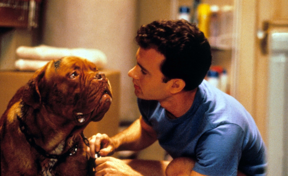 Turner & Hooch proved Tom Hanks could act opposite anyone