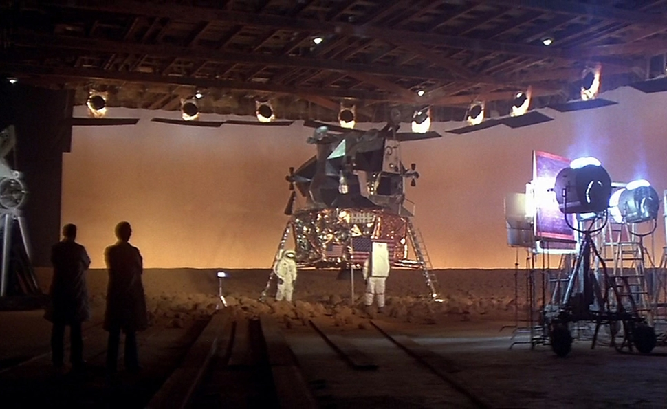 Capricorn One and other movies brought 1970s paranoia into science fiction
