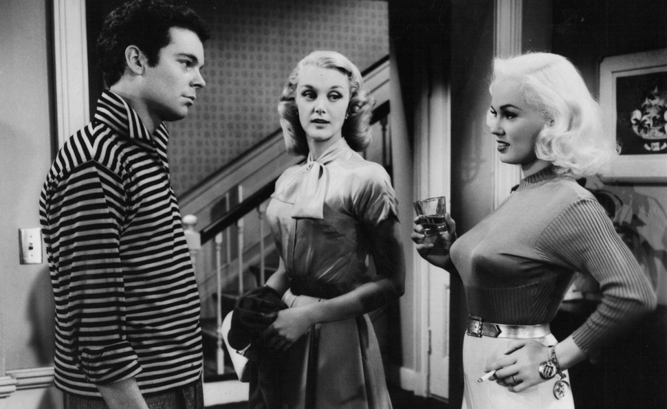 Image result for mamie van doren high school confidential