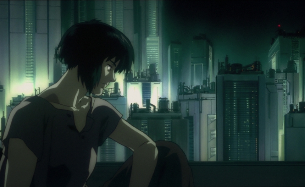 Ghost In The Shell The Dissolve
