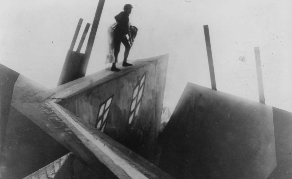 The Cabinet Of Dr. Caligari / The Dissolve