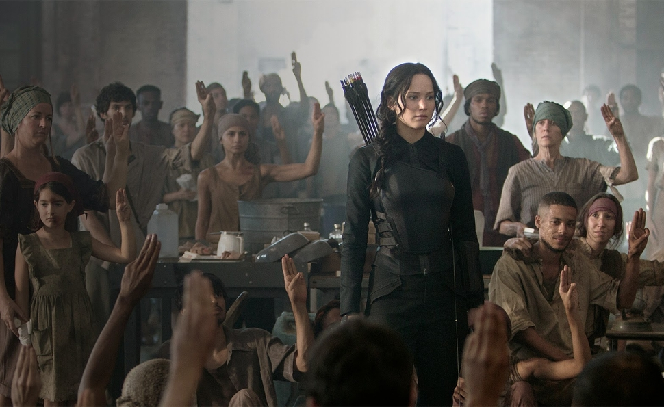 The Hunger Games: Mockingjay—Part 1
