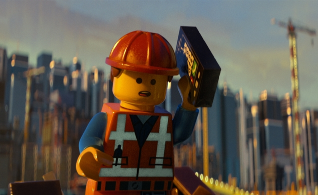 The Lego Movie The Dissolve