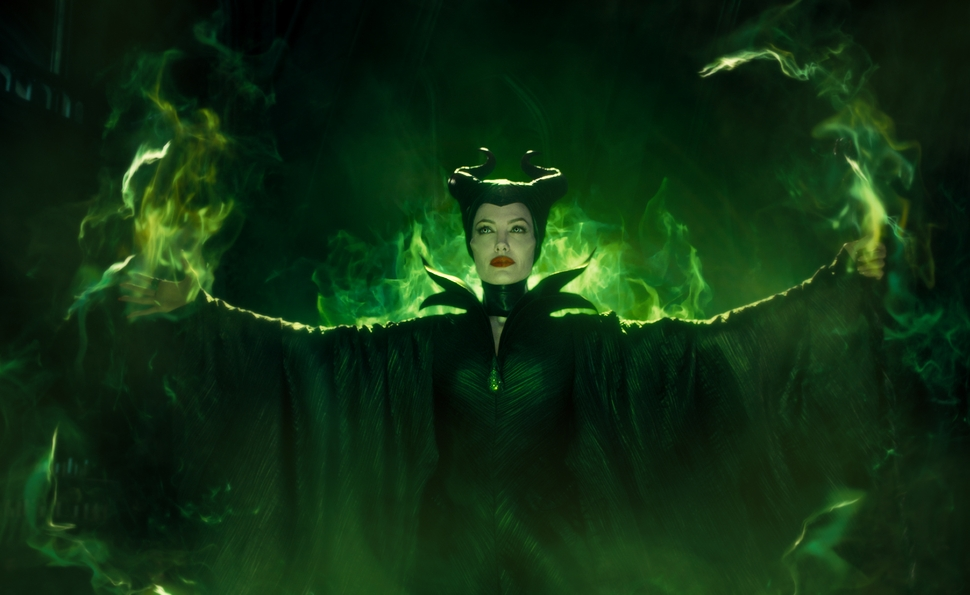 Maleficent The Dissolve