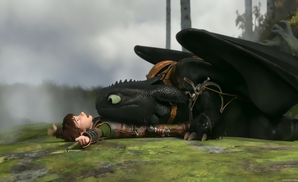How To Train Your Dragon 2 The Dissolve
