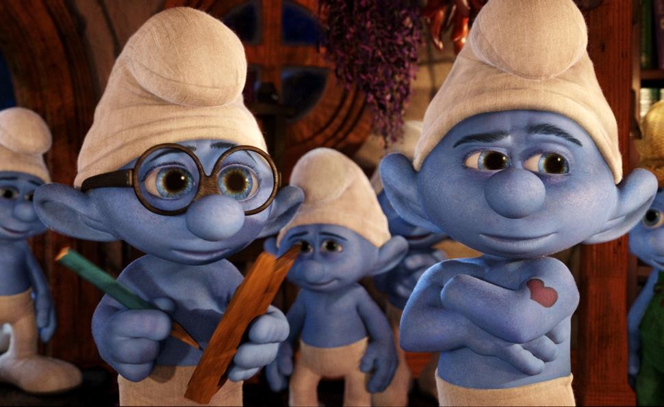 The Smurfs 2 The Dissolve
