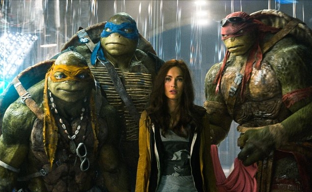 Teenage Mutant Ninja Turtles The Dissolve